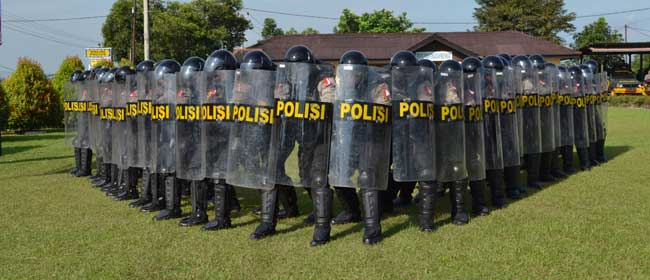 Polisi Bontang Siap Amankan May Day