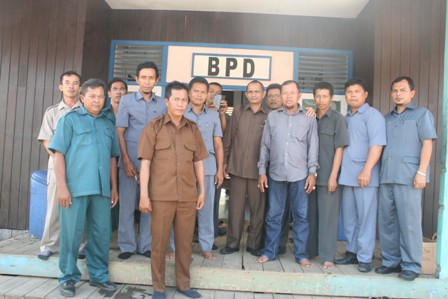 ABPED Diminta Follow-Up Usulan Pembangunan